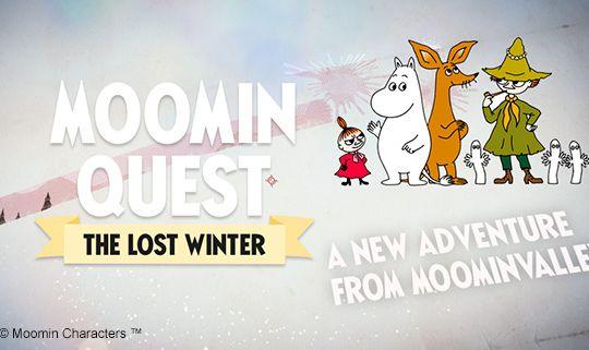 Moomin-Trailer